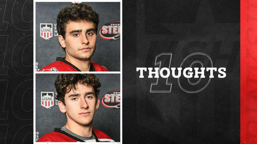 Matthew Coronato versus Mackie Samoskevich, and 9 other thoughts from USHL tracking data