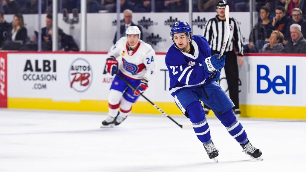 AHL PROSPECTS REPORT: Bracco shines for Marlies