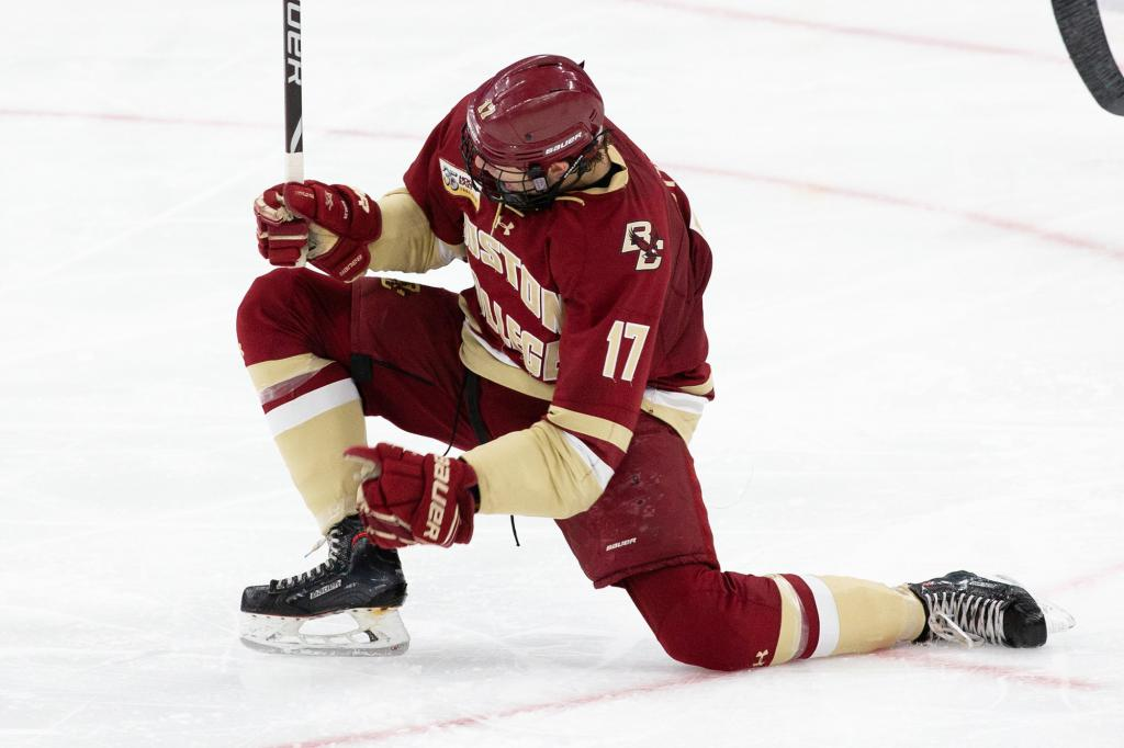 COHEN: Hurricanes Prospect David Cotton Will Put on a Show at Beanpot Consolation Game