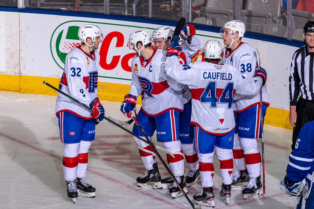 Around The AHL: Cole Caufield takes on the AHL