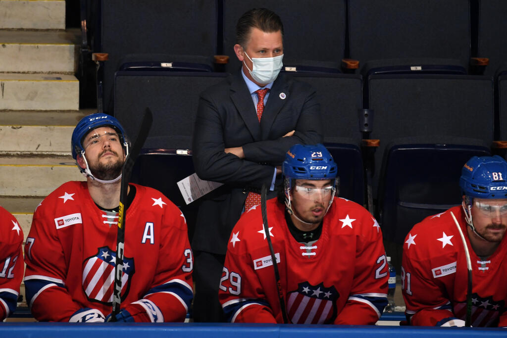 Around The AHL: How Seth Appert steers the Amerks through a difficult night