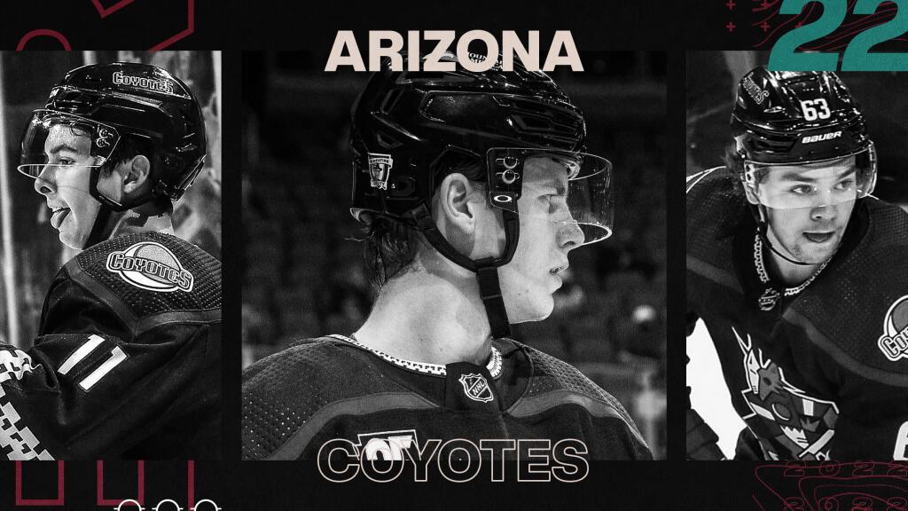 EP Rinkside 2021-22 Prospect Pool Rankings: No. 22-ranked Arizona Coyotes