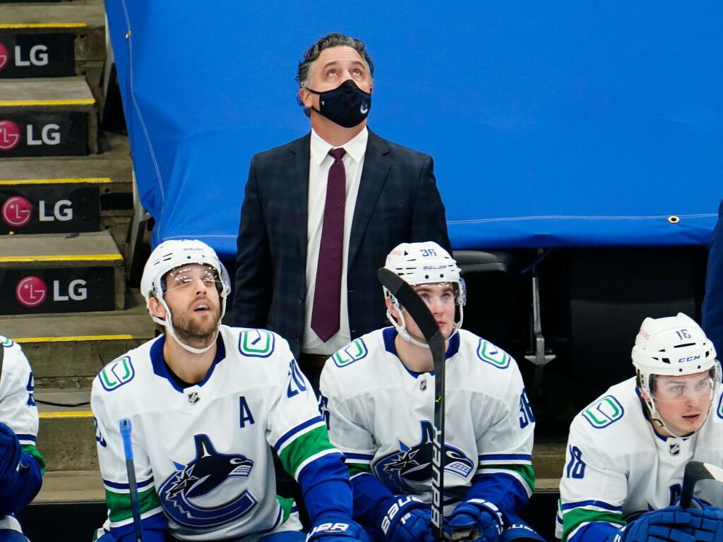 This isn't the end, but the Vancouver Canucks can see it from here