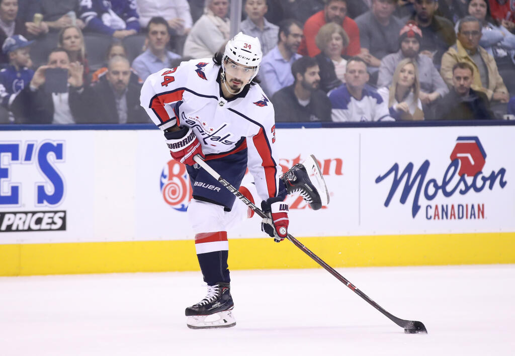 New Jersey Devils acquire defenceman Jonas Siegenthaler from Washington Capitals for 3rd-round pick