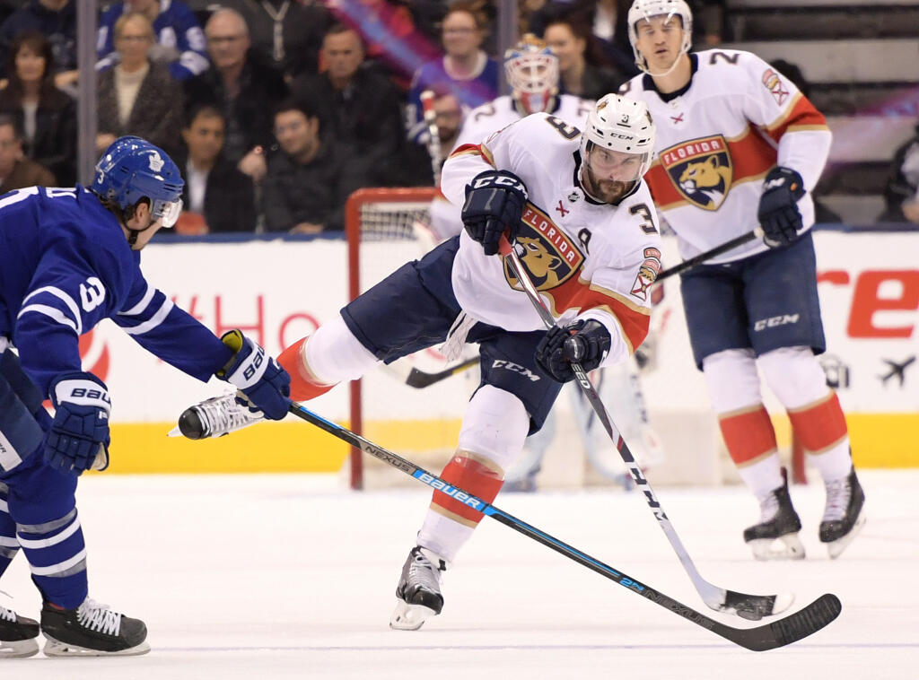 Florida Panthers defenceman Keith Yandle to play Sunday