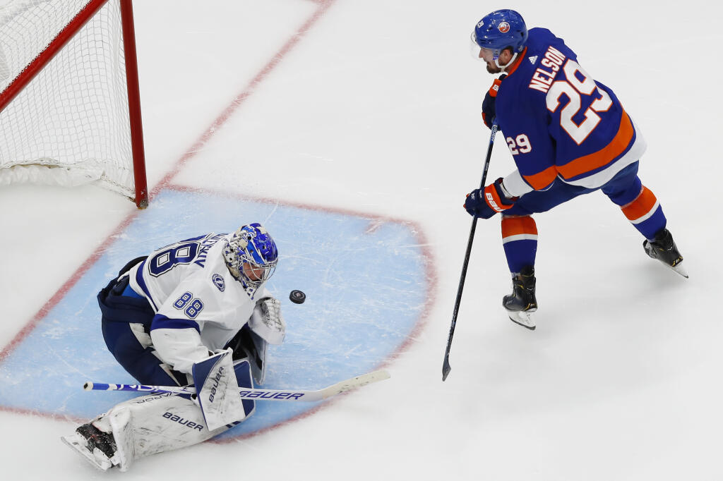 Round 3 Preview: Tampa Bay Lightning vs. New York Islanders