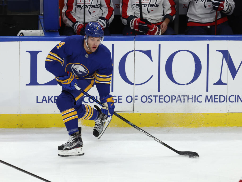 Boston Bruins acquire Taylor Hall, Curtis Lazar from the Buffalo Sabres for Anders Bjork, 2nd-round pick