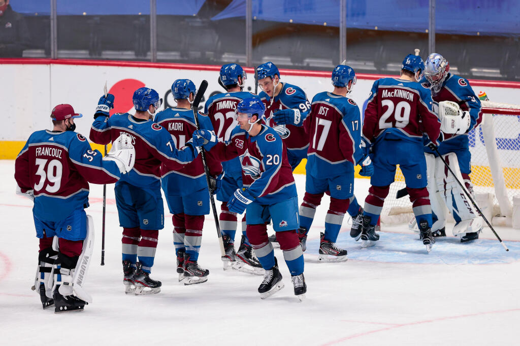 Rinkside's NHL 3 Stars: Colorado Avalanche lead the way in blowout win over St. Louis Blues