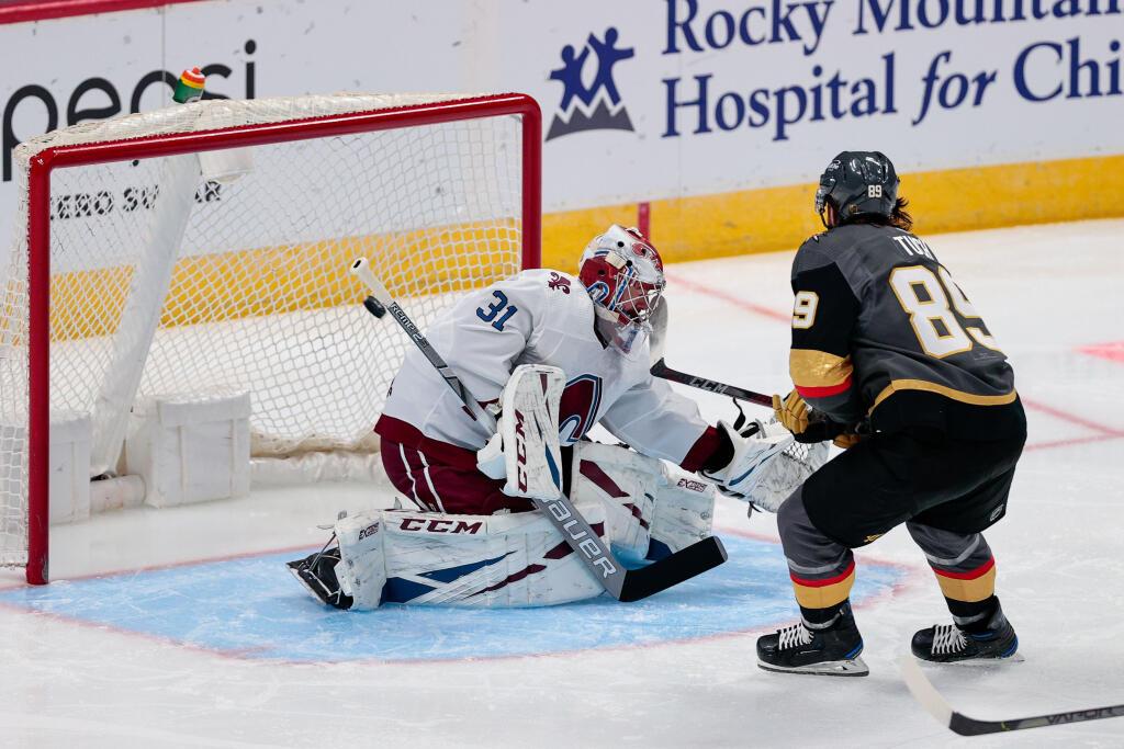 Round 2 Preview: Colorado Avalanche vs. Vegas Golden Knights