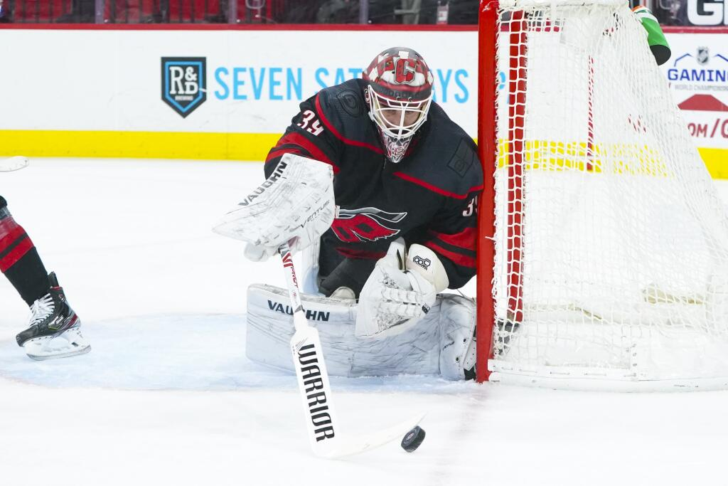 Trade Analysis: The Detroit Red Wings acquire Alex Nedeljkovic from the Carolina Hurricanes