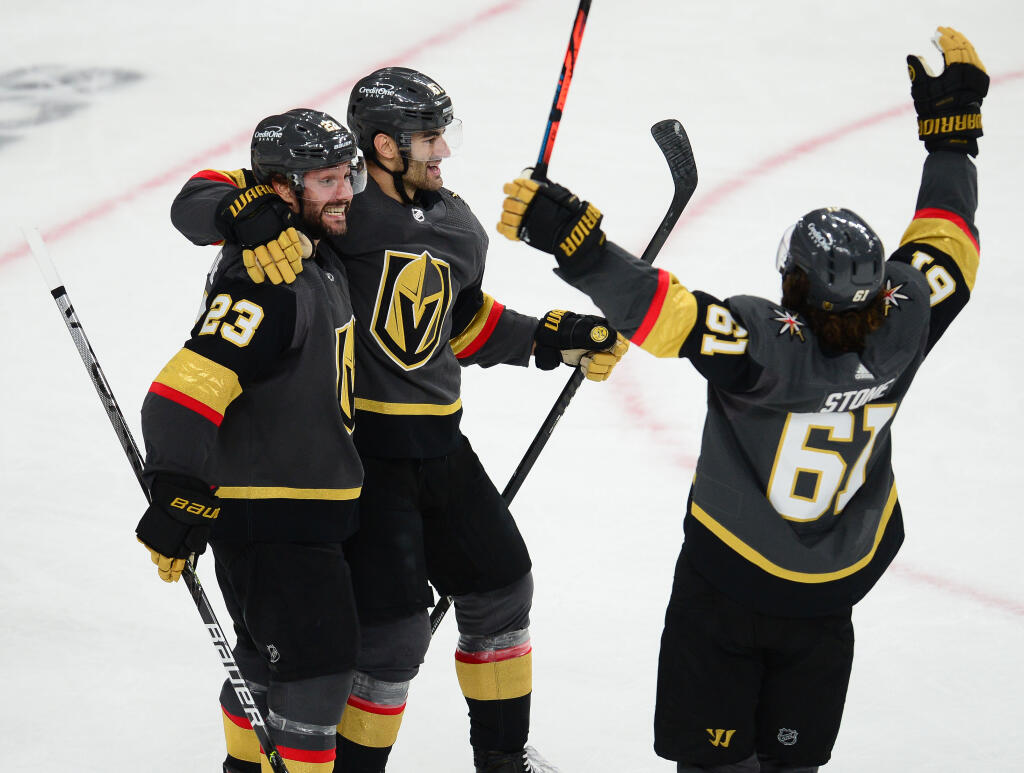 Round 2 Takeaways: How the Golden Knights beat the Avalanche
