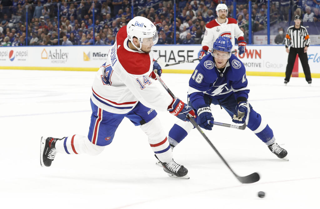 Take Town: Nick Suzuki's new contract, Vitali Kravtsov's pending departure from New York, and centres available for trade