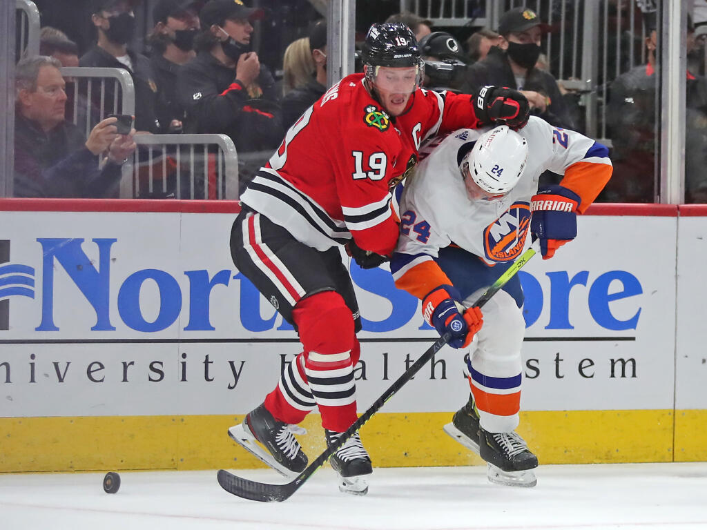 Take Town: The elephant in the Chicago Blackhawks' room