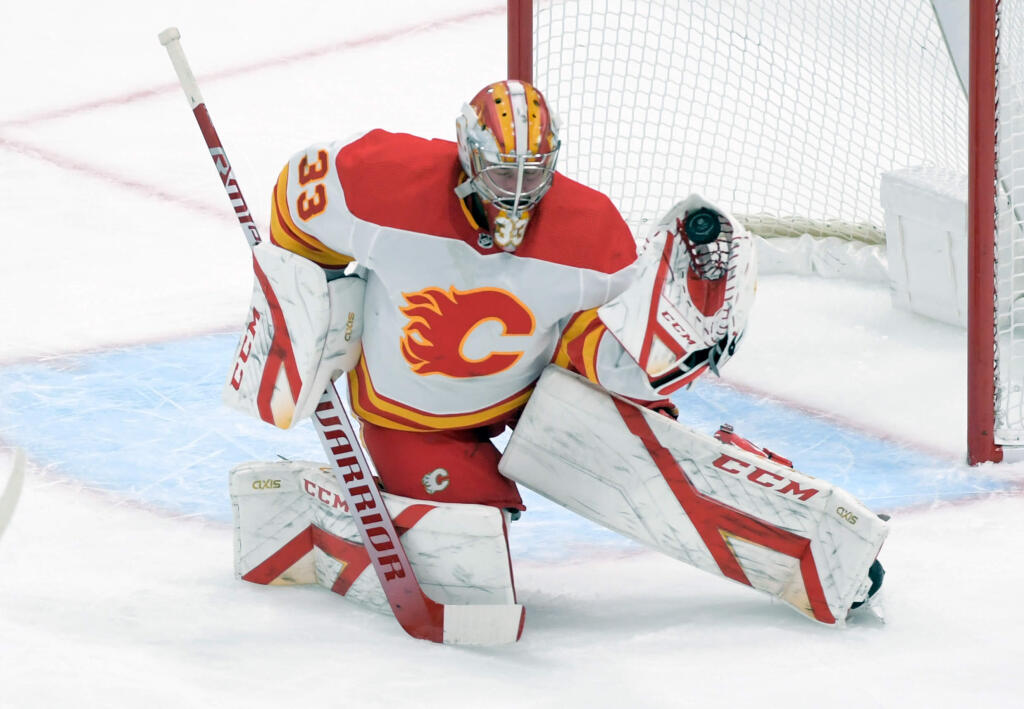 Toronto Maple Leafs acquire goaltender David Rittich from Calgary Flames for 3rd-round pick