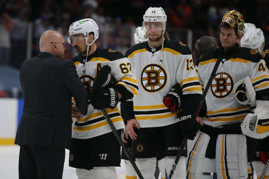 Where do the Boston Bruins go from here?