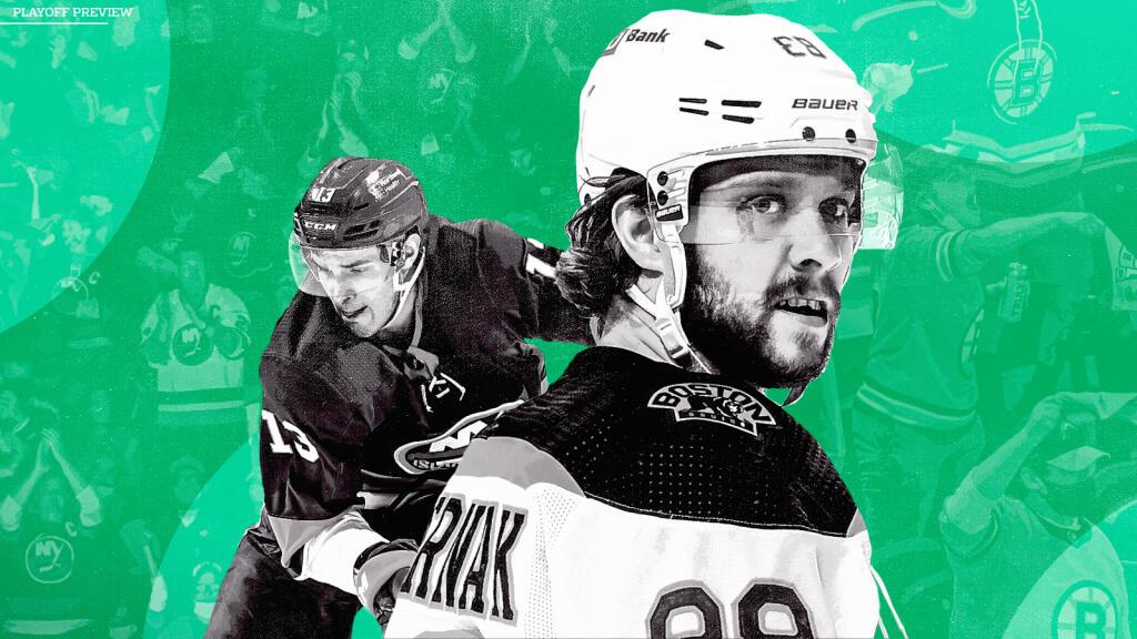 Round 2 Preview: New York Islanders vs. Boston Bruins