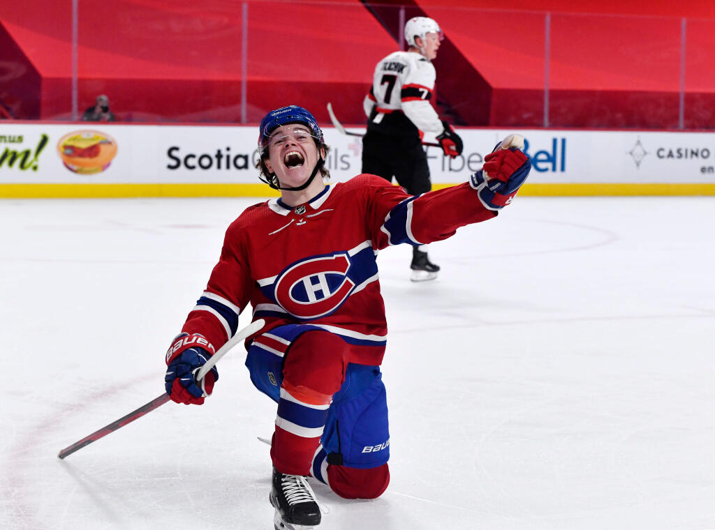 Trophy Watch: 5 potential candidates for the 2021-22 Calder Memorial Trophy