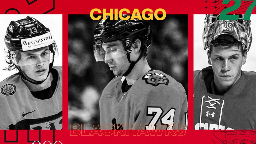 EP Rinkside 2021-22 Prospect Pool Rankings: No. 27-ranked Chicago Blackhawks