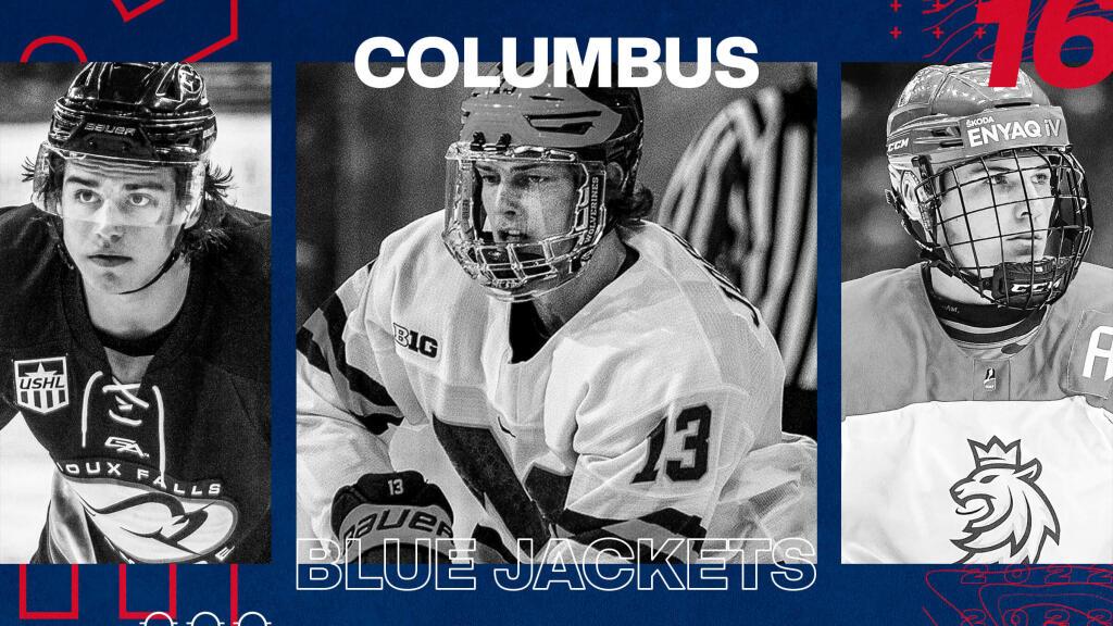 EP Rinkside 2021-22 Prospect Pool Rankings: No. 16-ranked Columbus Blue Jackets