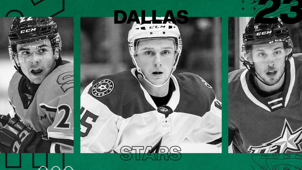 EP Rinkside 2021-22 Prospect Pool Rankings: No. 23-ranked Dallas Stars