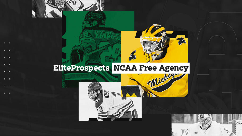 The EliteProspects Rinkside Guide to 2020-21 NCAA Free Agency in the NHL