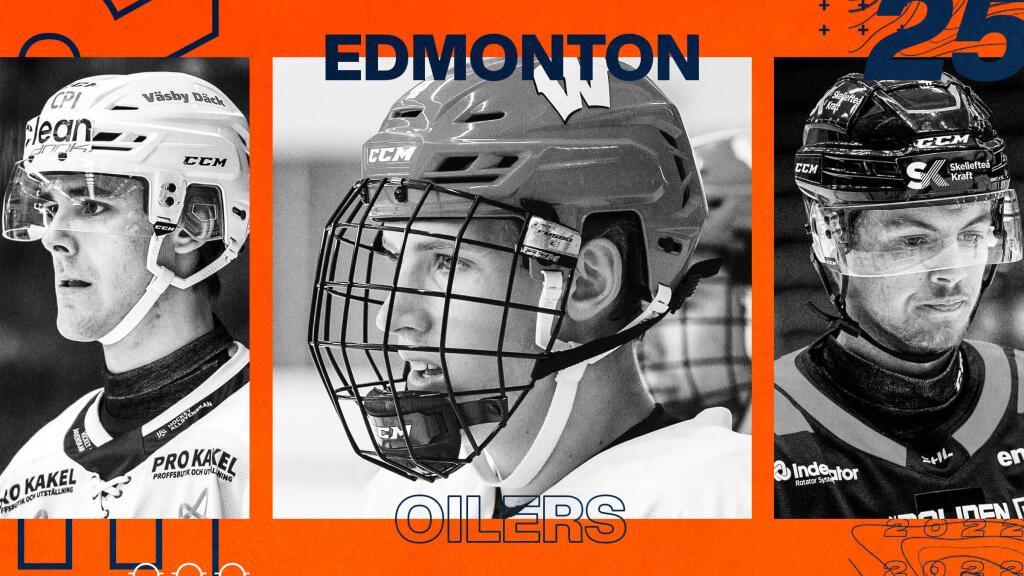 EP Rinkside 2021-22 Prospect Pool Rankings: No. 25-ranked Edmonton Oilers