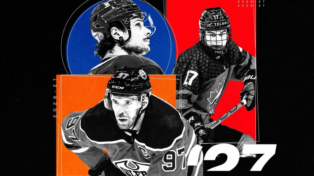 Fantasy Forecast: Ranking the top 50 players for the 2026-27 season