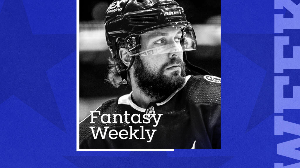 Fantasy Weekly: Kucherov Re-establishing his Dominance, Tyson Barrie: The Grenade Waiting to Blow, Marchessault, Mangiapane, and Toffoli