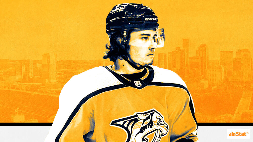 How the Nashville Predators can get Cody Glass' career back on track