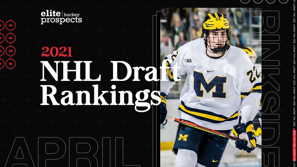 The EliteProspects Rinkside pre-U18 2021 NHL Draft Ranking