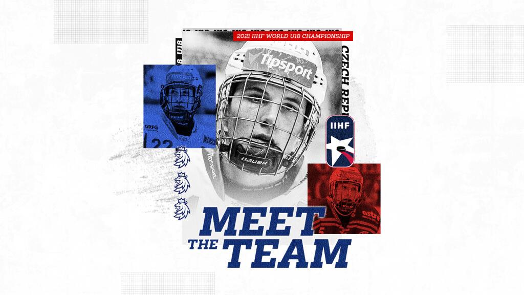 Meet The Team: Czechia's Under-18 World Hockey Championship Roster