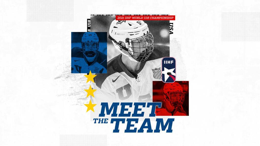 Meet the Team: Team USA's Under-18 World Hockey Championship roster