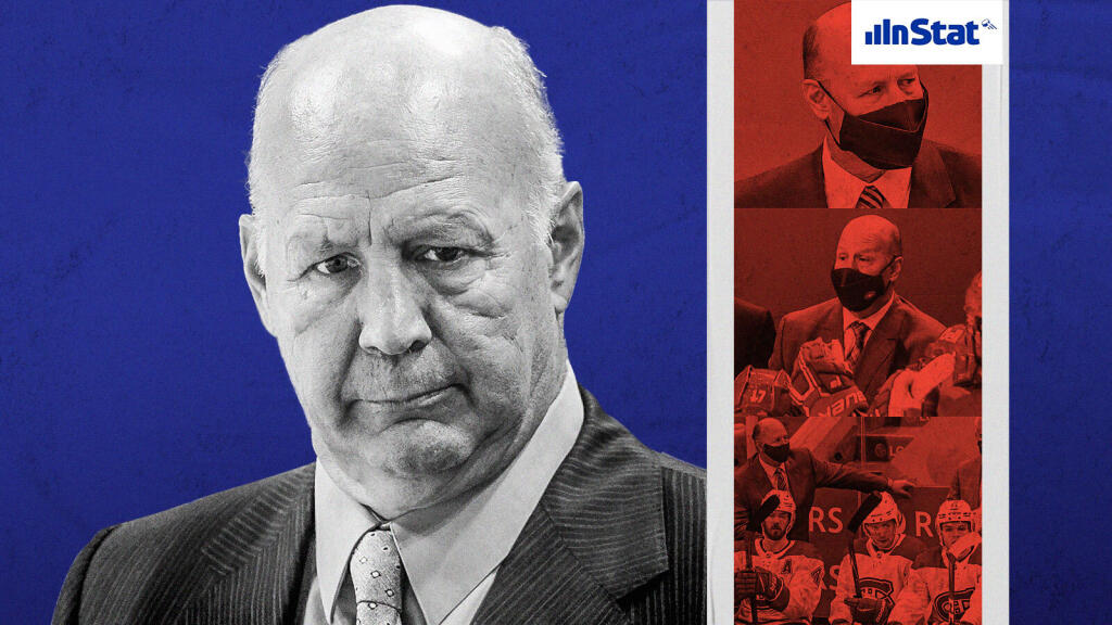 What went wrong for Claude Julien in Montréal?