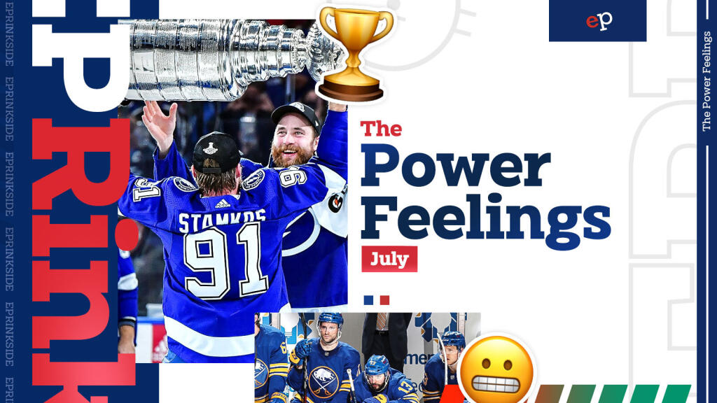 Power Feelings: Setting the stage for the off-season