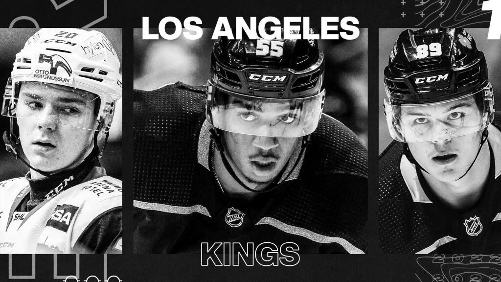 EP Rinkside 2021-22 Prospect Pool Rankings: No. 1-ranked Los Angeles Kings