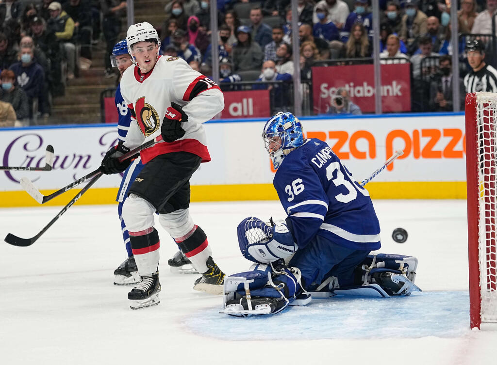 What We Learned: It's already time to worry about the Toronto Maple Leafs, huh?