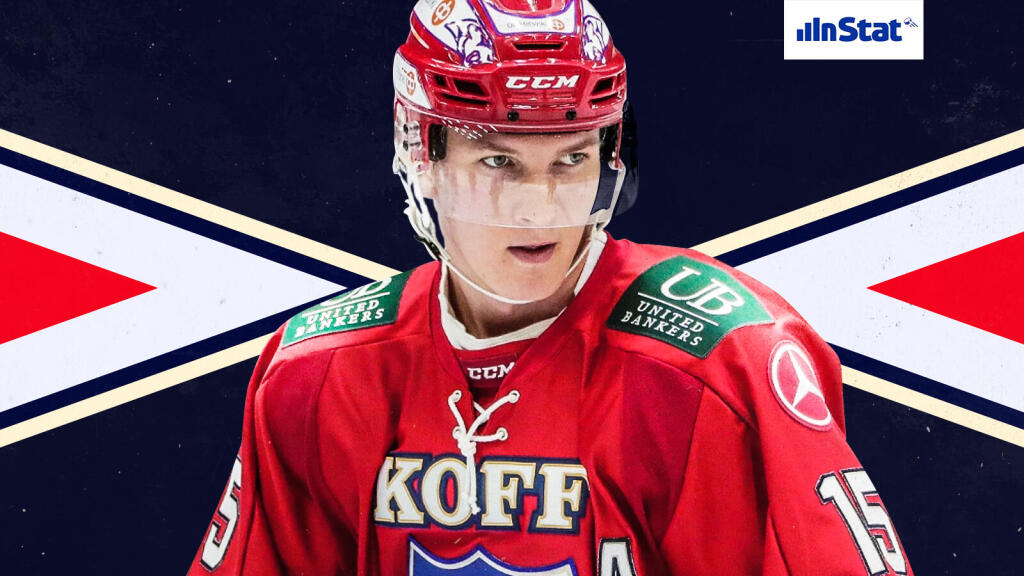 The EliteProspects Rinkside 2020-21 Off-Season Prospect Pool Rankings: the No. 8-ranked Florida Panthers