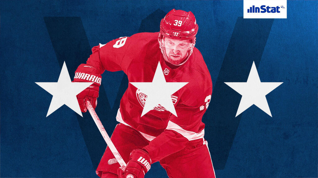 Film Room: How the Washington Capitals can maximize Anthony Mantha's unique skills