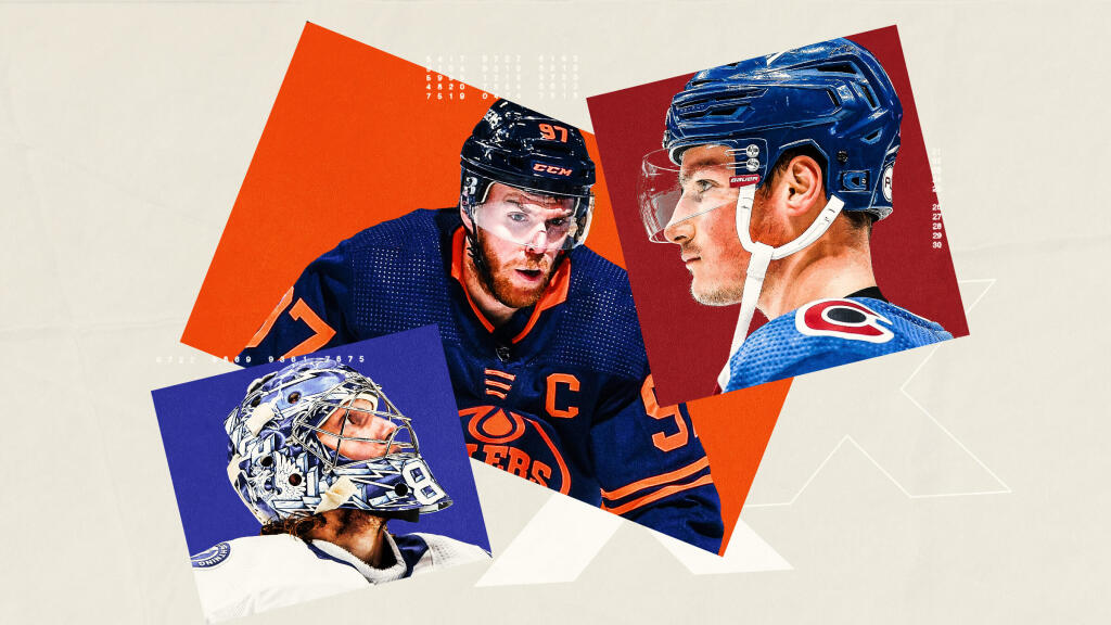 Ranking the top 150 fantasy hockey players for 2021-22