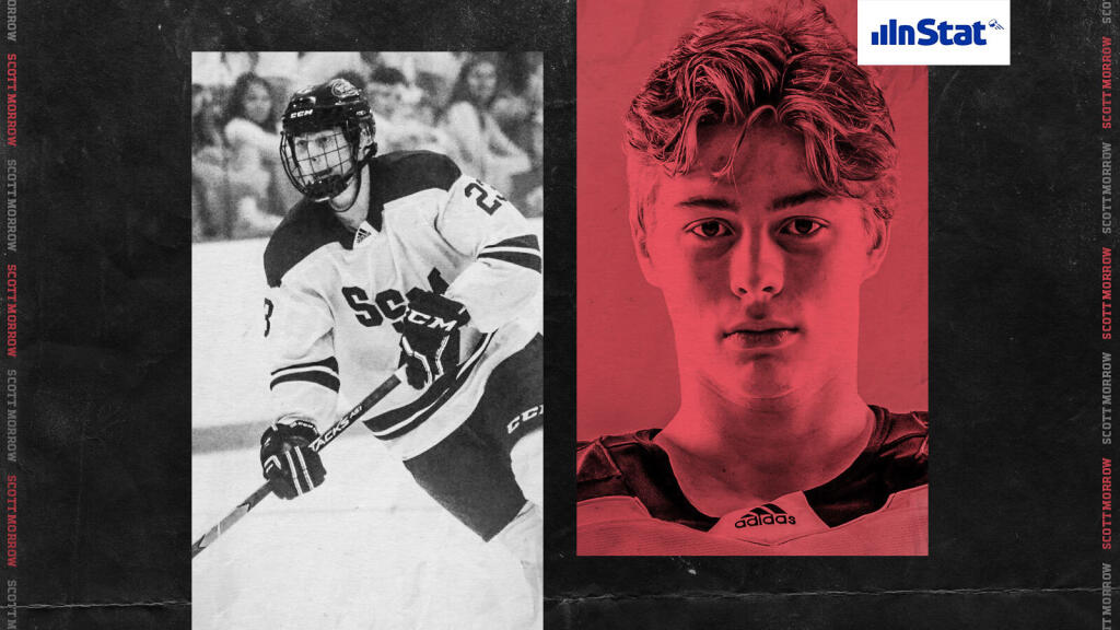 Film Room: A look at Scott Morrow's aggressive, high-octane game, and why he's a top prospect in the 2021 draft