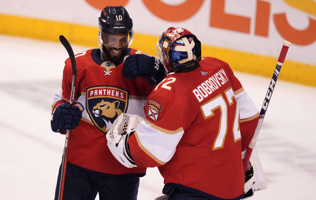 Power Feelings: Florida Panthers take an early run at the top spot