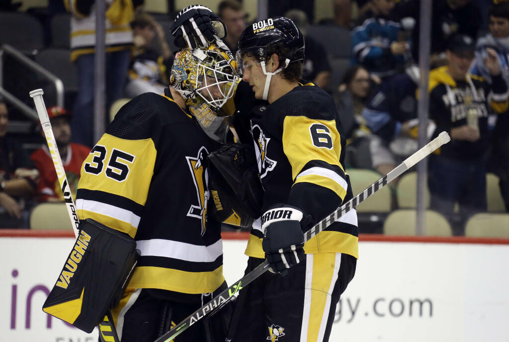 What We Learned: Pittsburgh Penguins weathering storm early, but can other top teams?