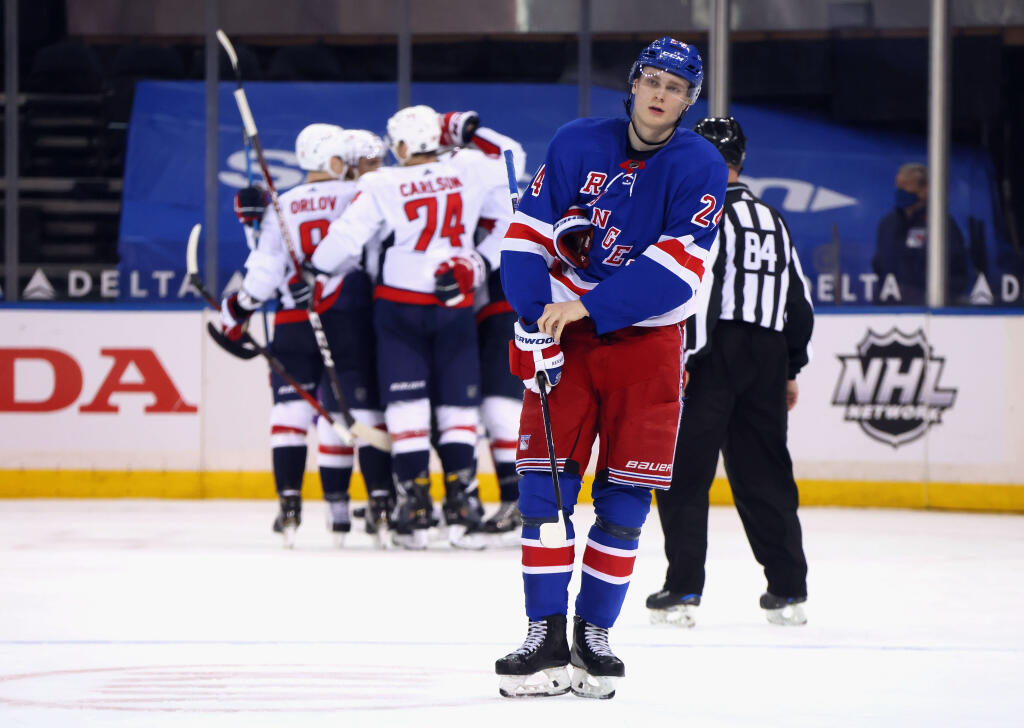 The Path ahead for the New York Rangers