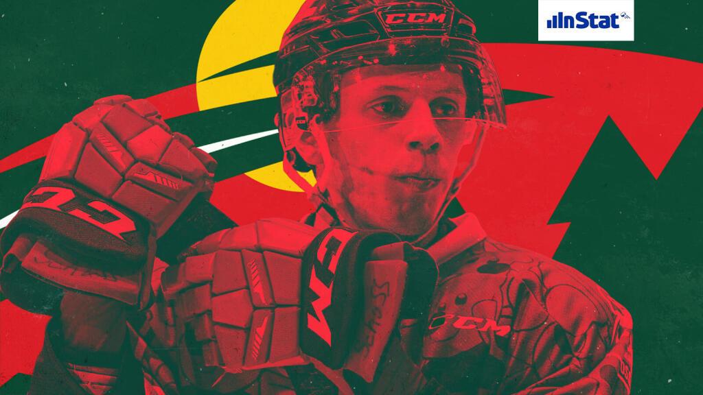 The EliteProspects Rinkside 2020-21 Off-Season Prospect Pool Rankings: the No. 5-ranked Minnesota Wild