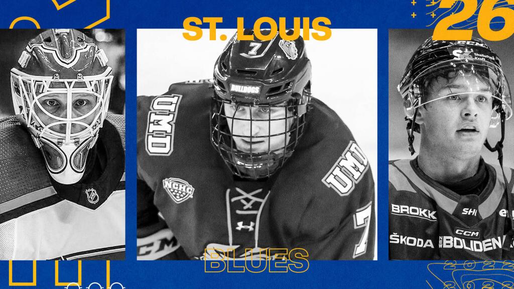EP Rinkside 2021-22 Prospect Pool Rankings: No. 26-ranked St. Louis Blues