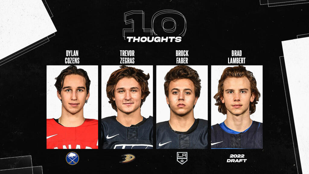 10 final thoughts on the World Juniors using manually tracked data