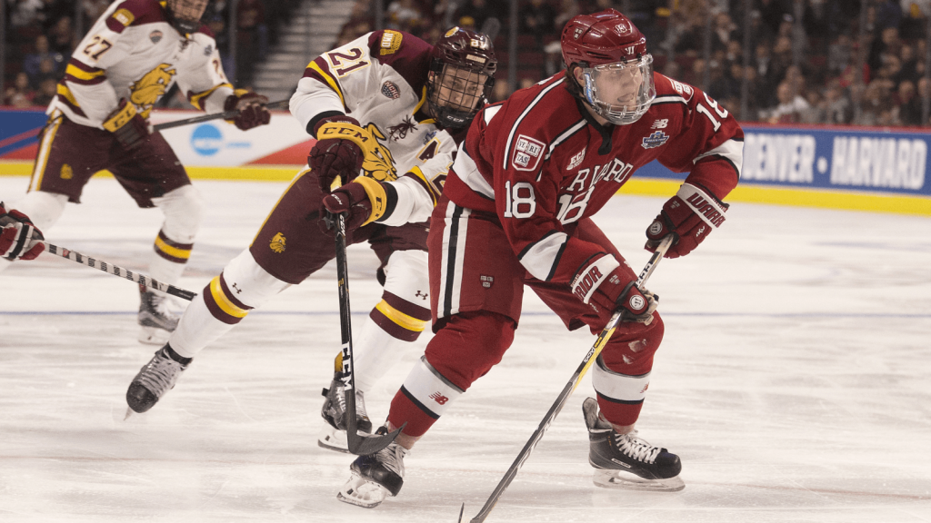 Going for Hobey – Makar, Fox part of growing trend in NCAA hockey