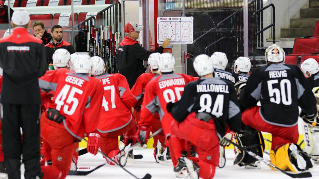 AHL PROSPECT WATCH: Team-first for Hurricanes and beyond