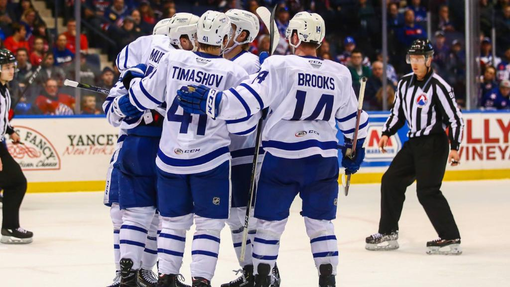 AHL SECOND-ROUND PREVIEW: Playoff field down to eight