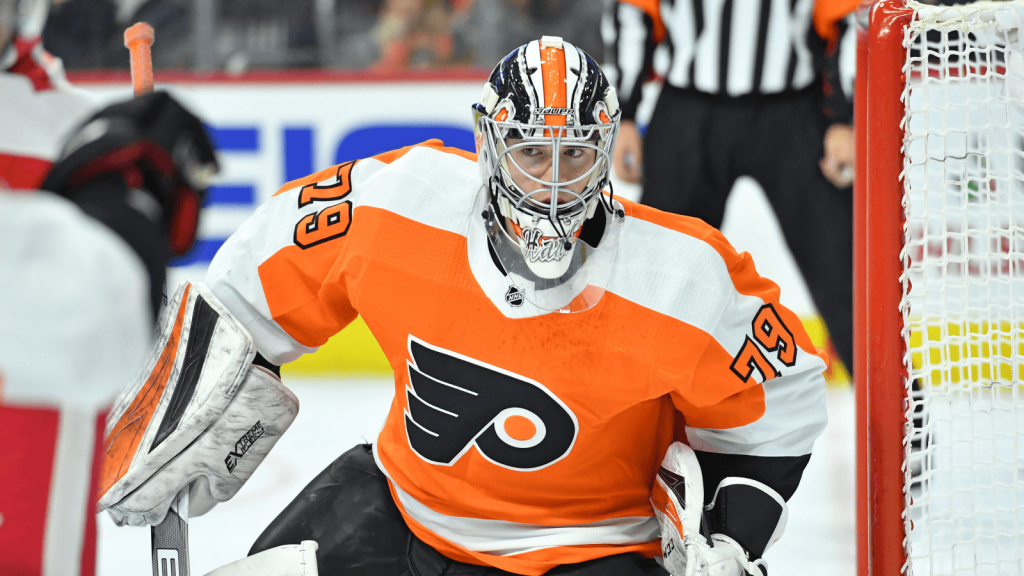 FILIPOVIC: Match made in heaven – Carter Hart and the Flyers desperate need for a goalie